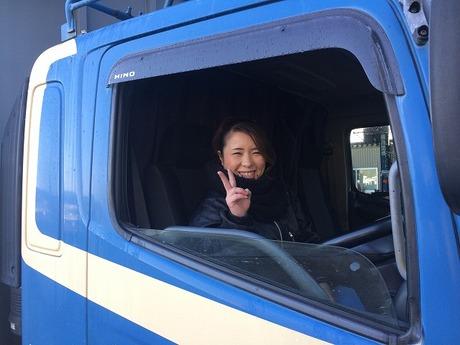 《岡崎》月給30万円~35万円!ルート配送大型トラックドライバー